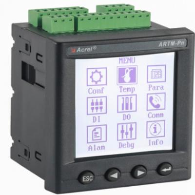 安科瑞ARTM-Pn高低压柜无线测温电缆接头断路器触头温度监测