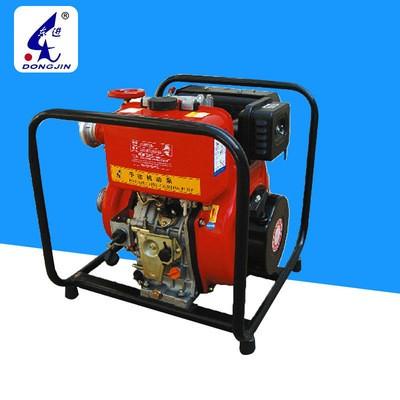 手抬机动消防泵JBC5.0/8.6(原BJ7-C)船用水泵柴油泵11马力柴油
