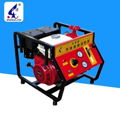 手抬机动消防泵本田GX390手抬泵JBQ5.5/10.5手抬机动消防泵组