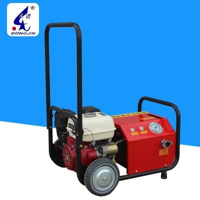 超高扬程森林消防泵手推式消防泵JBQ40/0.6高压森林泵