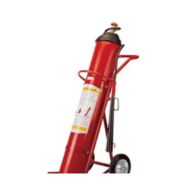 桂安24kg推车式二氧化碳灭火器 MTT/24二氧化碳灭火器 CO2灭火器