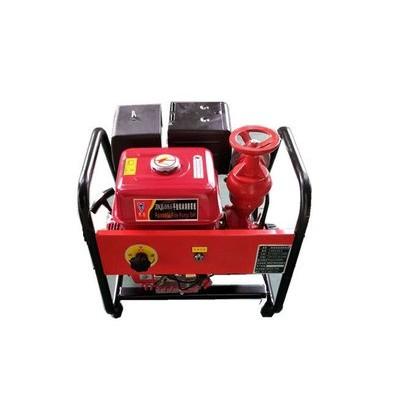 消防泵 11马力 手抬机动消防泵JBQ5.0/8.6 汽油吸水泵消防泵